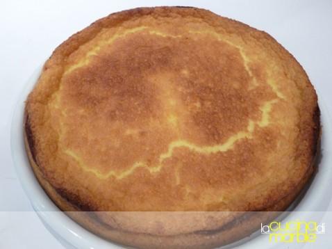 cheese cake alla panna