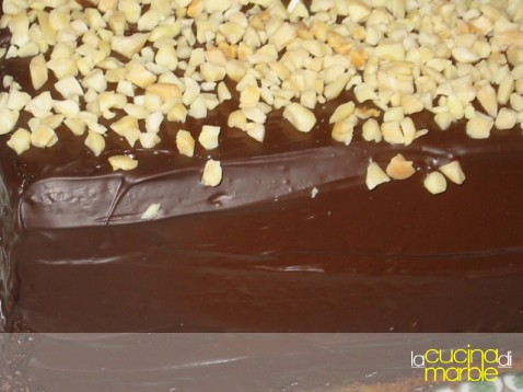 glassa al cioccolato lucida