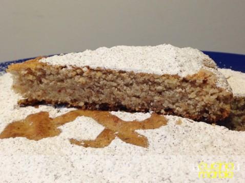 Tarta de Santiago, vegan gluten free